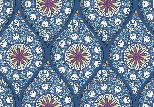 Mandala illustration