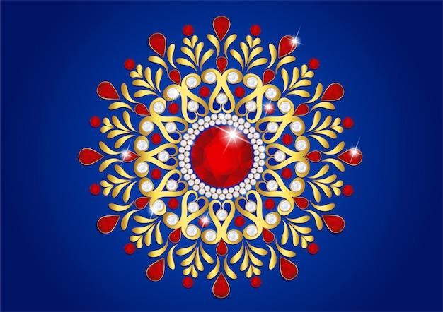 Mandala jewelry