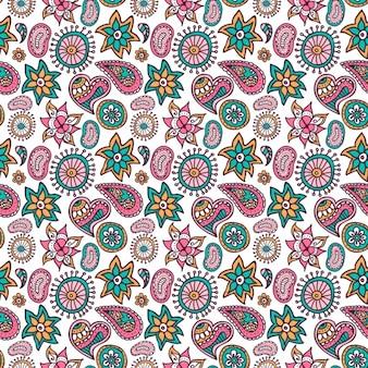 만다라 패턴 디자인