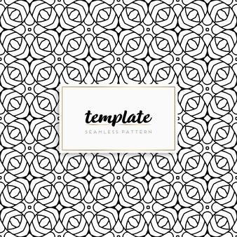 Mandala seamless pattern