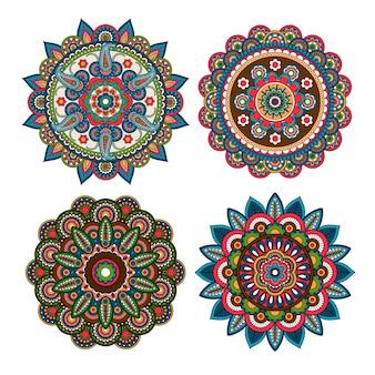 Mandala set