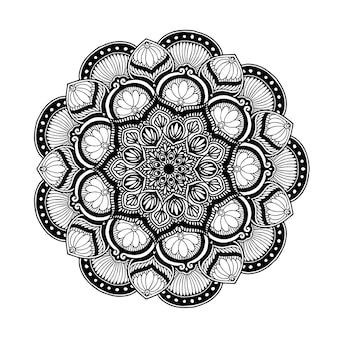 Мандалы-раскраски, восточная терапия, йога