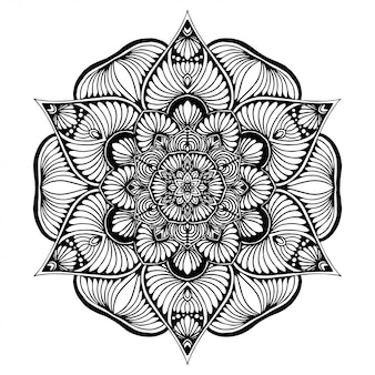 Mandalas coloring book,