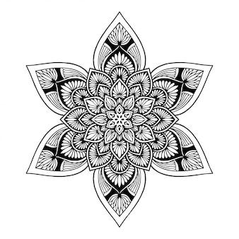 Mandalas coloring book