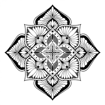 Mandalas coloring book.
