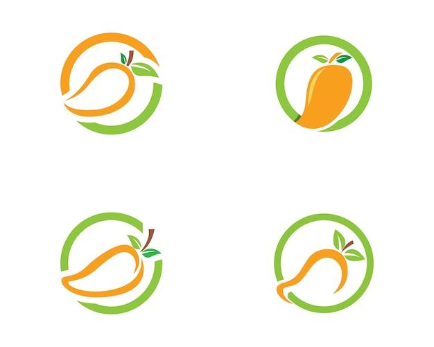 Mango logo. mango icon