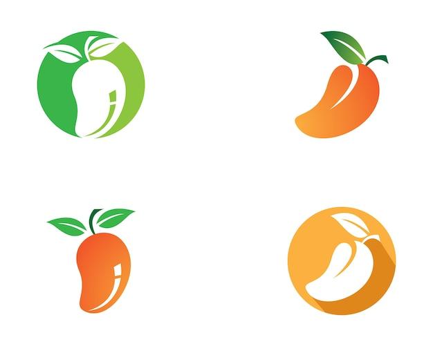 Mango vector icon