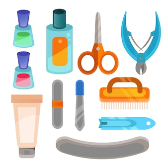Manicure tools pack