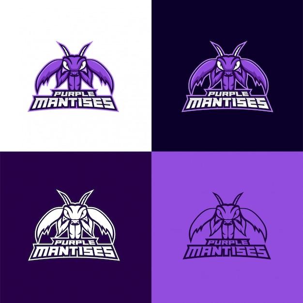 Mantises sport logo