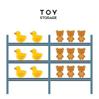 おもちゃの製造