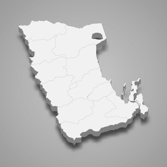 Map of phatthalung is a province of thailand