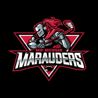 Marauders esports logo