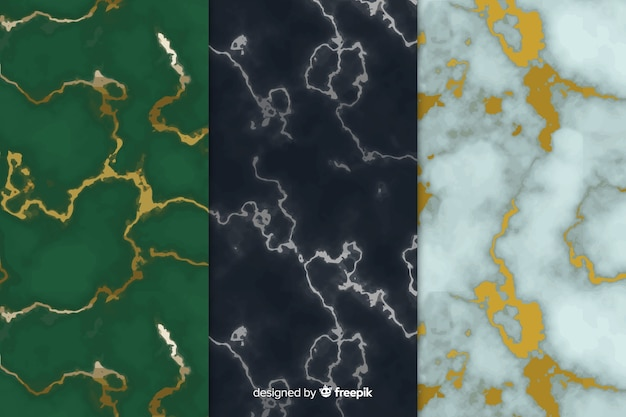 Marble background collection