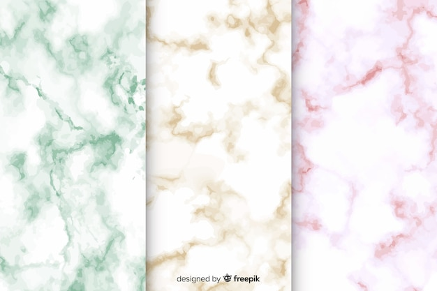 Marble background pack