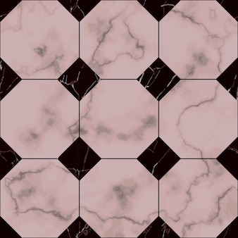 Marble check seamless pattern