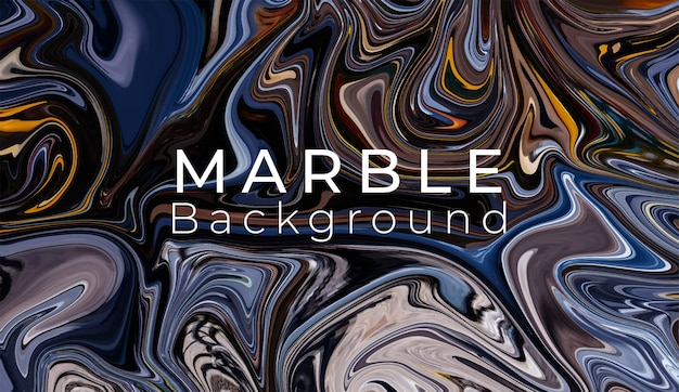 Marble or liquid abstract background