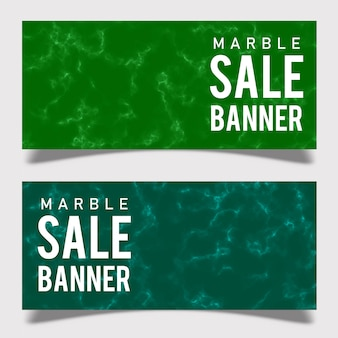Marble Sale Banner