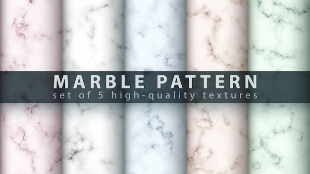 Marble seamless pattern texture
