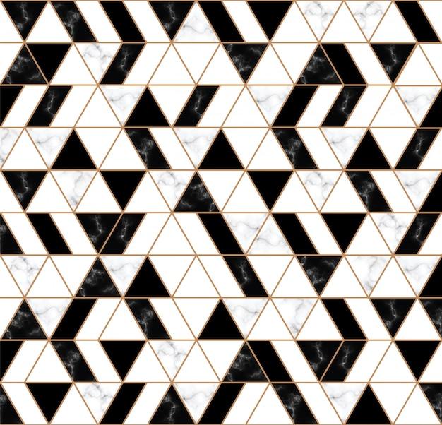 大理石のテクスチャ背景のラグジュアリーパターン