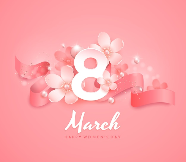 March 8. greetings