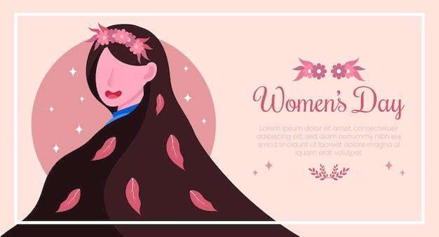 March 8th international women's day.