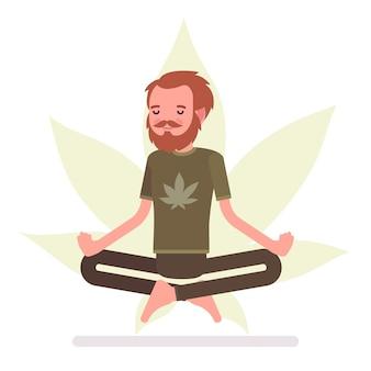 의료, 레크리에이션 목적의 마리화나 또는 대마초 약물