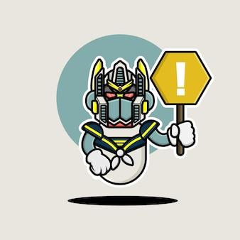 Дизайн персонажей морского робота