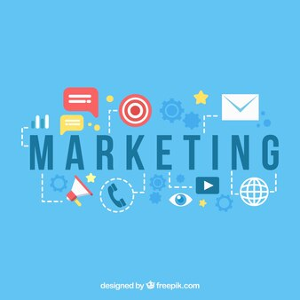 Marketing Vectors Photos And Psd Files Free Download
