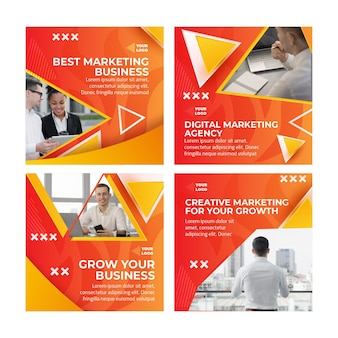 마케팅 비즈니스 instagram 게시물