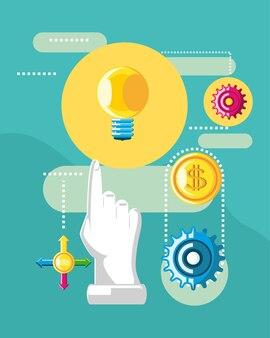 Marketing creativity and strategy