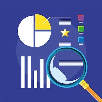 Marketing digital analysing