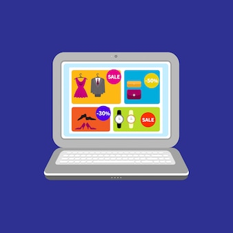 Marketing and online shopping