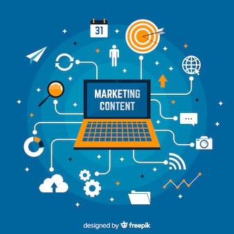 اجزای بازاریابی دیجیتال