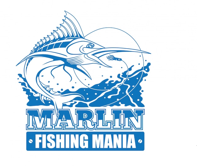 Marlin fishing mania