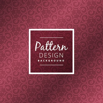 Maroon pattern background