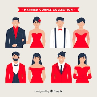 Married couple collection