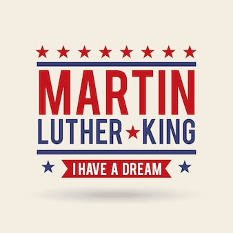 Martin luther king i have a dream poster celebration