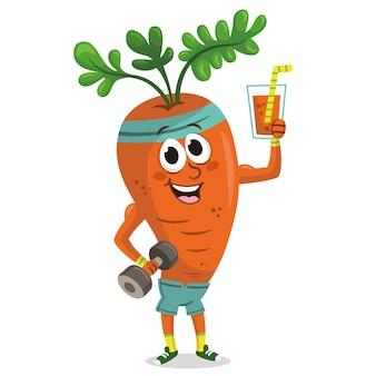 Талисман моркови