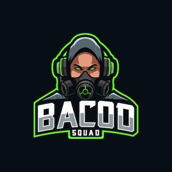 Mascot esport logo