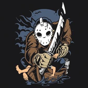 Masked slayer