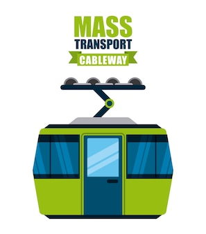 Mass transport design