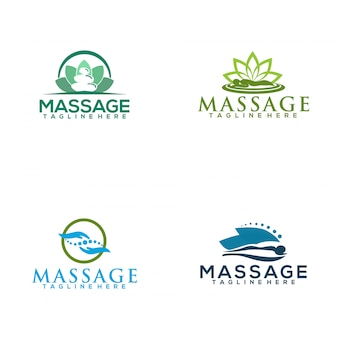 Massage logo