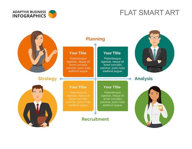 smartart templates
