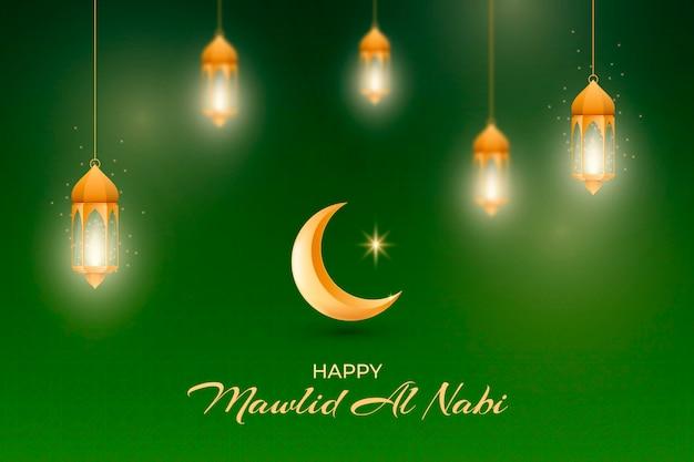Mawlid milad-un-nabi greeting