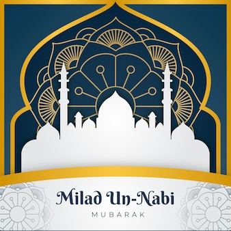 Mawlid milad-un-nabi greeting