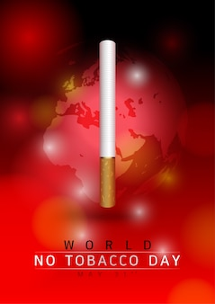 May 31st world no tobacco day