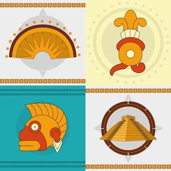 Maya icon set design