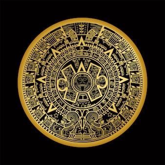 Ацтеков майя