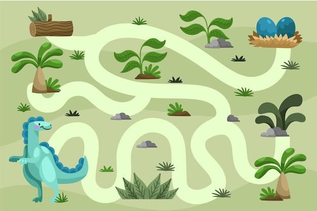 Лабиринт для детей иллюстрации