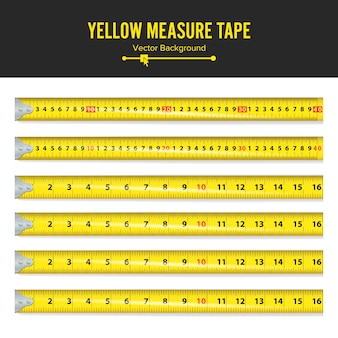 Measure tool equipment in inches.